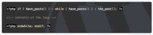 custom wordpress theme loop image